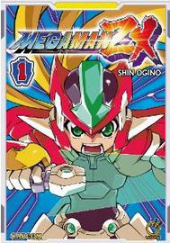 Mega Man ZX Volume 1 by Shin Ogino image