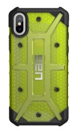 UAG Plasma Series iPhone X/XS Case - Citron
