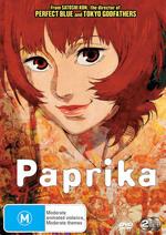 Paprika on DVD