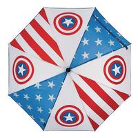 Captain America Panel Umbrella
