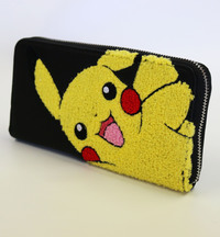 Loungefly: Pokemon Pikachu - Face Zip Around Wallet