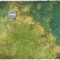 Deep Cut Studio: Tropical Swamp Neoprene Mat (4x4) image