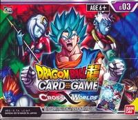 Dragon Ball Super TCG Cross Worlds Booster Box image