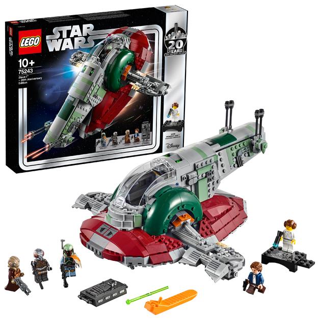 LEGO Star Wars: 20th Anniversary Edition - Slave I (75243)