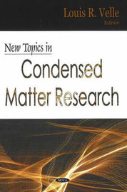 New Topics in Condensed Matter Research image
