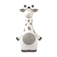 Project Nursery: Giraffe Sound Soother
