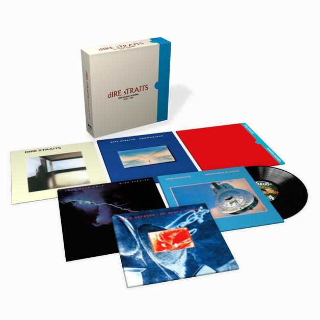 Dire Straits: The Complete Studio Albums 1978-1991 by Dire Straits