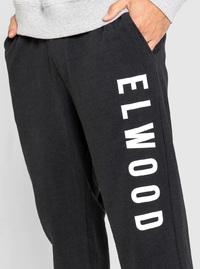 Elwood: Men's Huff N Puff Track Pants - Black (Size XL)