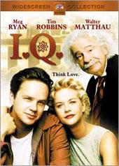 I.Q. on DVD