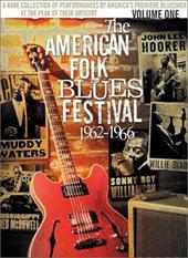 American Folk Blues Festival, The 1962-1966 - Vol. 1 on DVD
