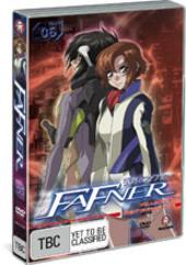 Fafner - Vol. 6: Next Evolution on DVD