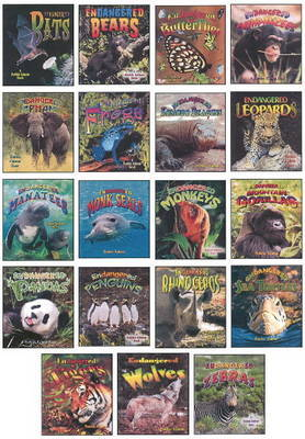 Earth's Endangered Animals image