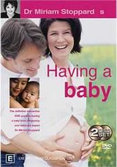 Dr Miriam Stoppard's - Having A Baby (2 Discs) on DVD