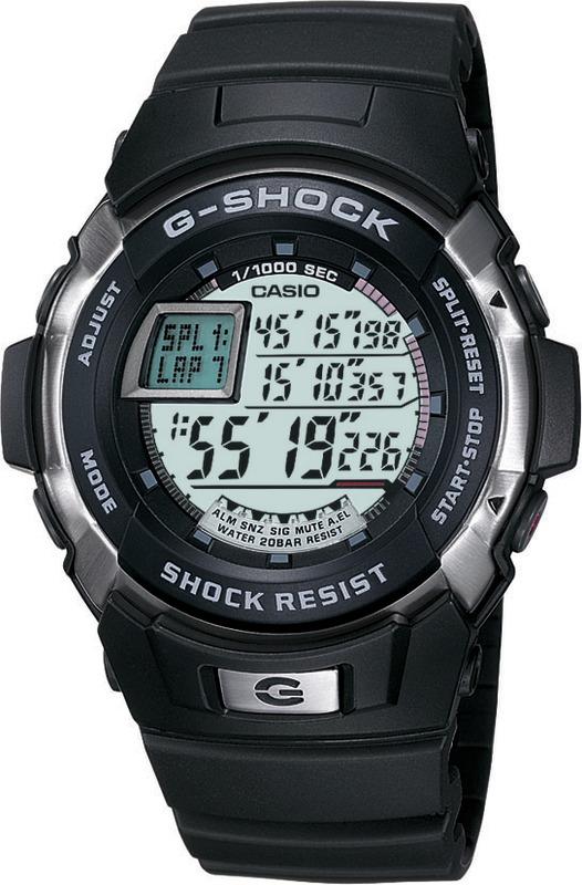 Casio Shock resistant G-Shock G7700-1D