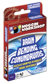 Noggins Workshop: Brain Bending Conundrums Card Game