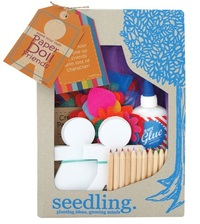 Seedling: Make your own Paper Doll Friends