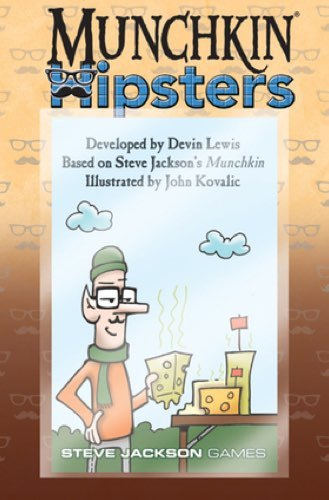 Munchkin Hipsters - Game Expansion image