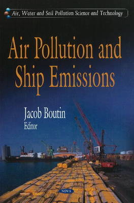 Air Pollution & Ship Emissions image