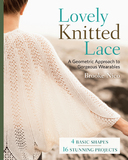 Lovely knitted lace by Nicolas Brooke