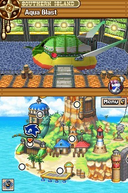 Sonic Rush Adventure for Nintendo DS image