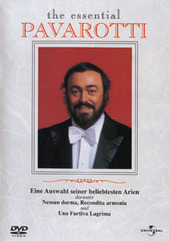 Luciano Pavarotti: Essential Pavarotti on DVD