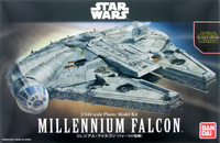 Star Wars: The Force Awakens Millennium Falcon 1:144 Scale Model Kit