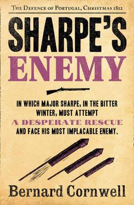 Sharpe's Enemy by Bernard Cornwell image