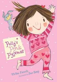 Polly's Pink Pajamas by Vivian French image