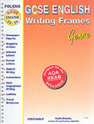 GCSE English: Genres by Keith Brindle