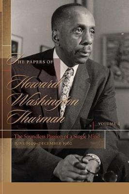 The Papers of Howard Washington Thurman, Volume 4 image