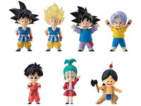 Dragon Ball: Adverge Dragon Children Vol.2 - Mini Figure (Blind Box)