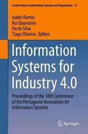 Information Systems for Industry 4.0