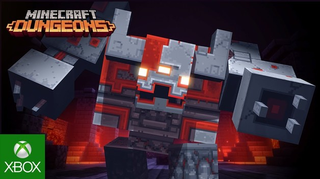 Minecraft Dungeons for Xbox One