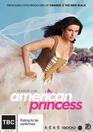 American Princess - The Complete First Season on DVD