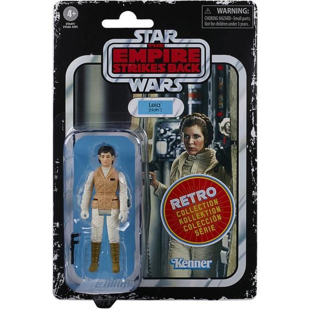 "Star Wars: Princess Leia (Hoth) - 3.75"" Retro Action Figure"