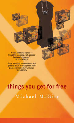 Things You Get for Free by Michael McGirr image