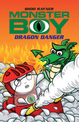 Dragon Danger by Shoo Rayner image
