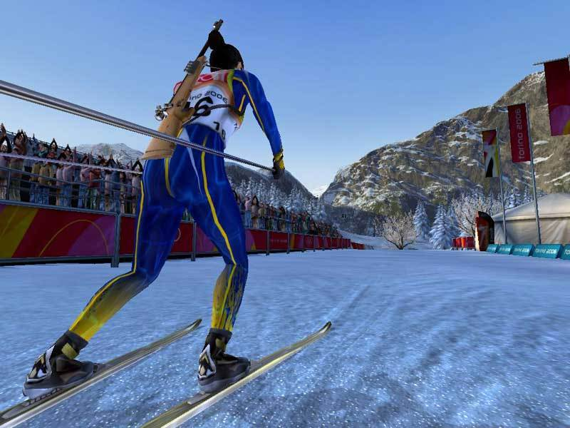 Torino Winter Olympics for PlayStation 2 image