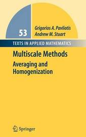 Multiscale Methods by Grigoris Pavliotis