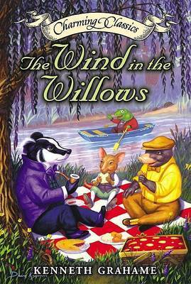 The Wind in the Willows Book and Charm by Kenneth Grahame