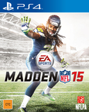 Madden NFL 15 for PS4