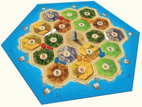 Catan 5th Edition image
