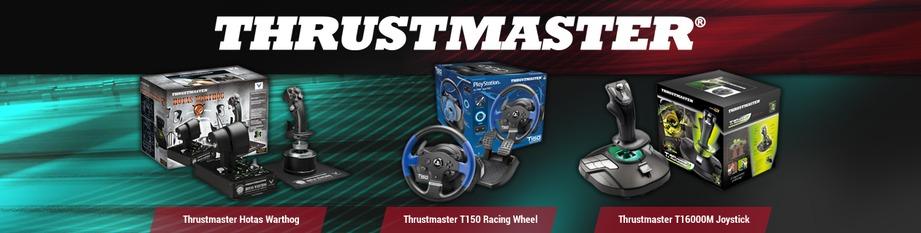 Thrustmaster Wheels