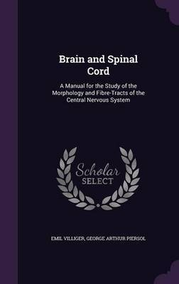 Brain and Spinal Cord by Emil Villiger image