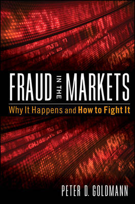 Fraud in the Markets by Peter Goldmann image