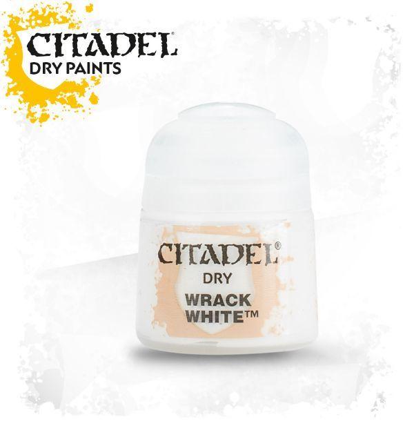 Citadel Dry: Wrack White