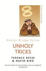Unholy Tricks by David Bird image