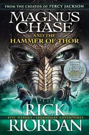 Magnus Chase and the Hammer of Thor by Rick Riordan image
