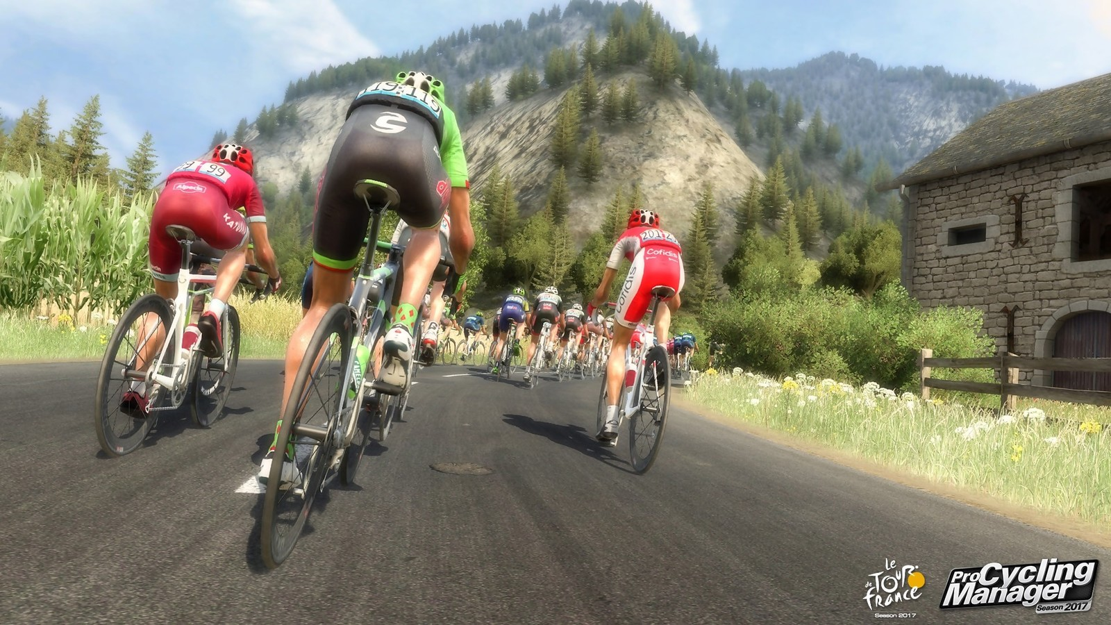 Pro Cycling Manager Tour de France 2017 for PC image