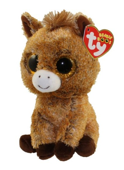 Ty Beanie Boo: Harriet Horse - Small Plush